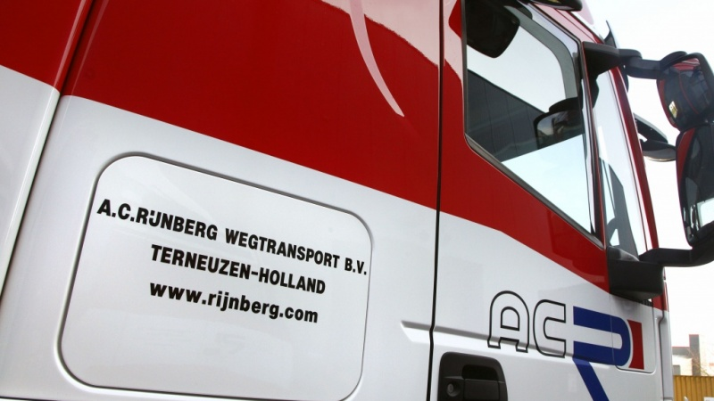 A.C. Rijnberg transportservice b.v. in de media